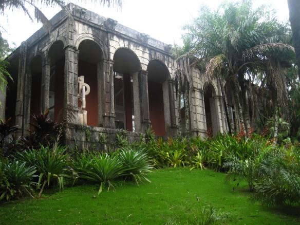 Atelier at the Sitio Burle Marx in Rio De Janeiro.