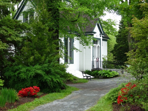 Horticultural Hall: Uncommon Grounds cafe at the Halifax Public Gardens