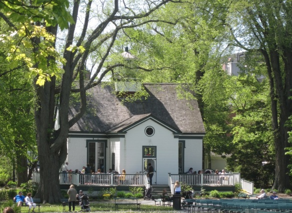 Story time at Horticultural Hall at the Halifax Public Gardens