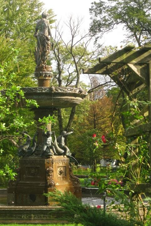 Victoria Jubilee fountain 2011