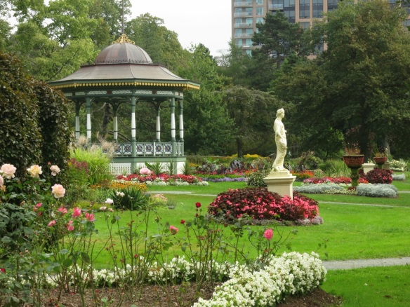 A bounty of flowers at the Halifax Public Gardens