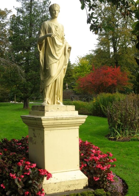 Ceres at the Halifax Public Gardens