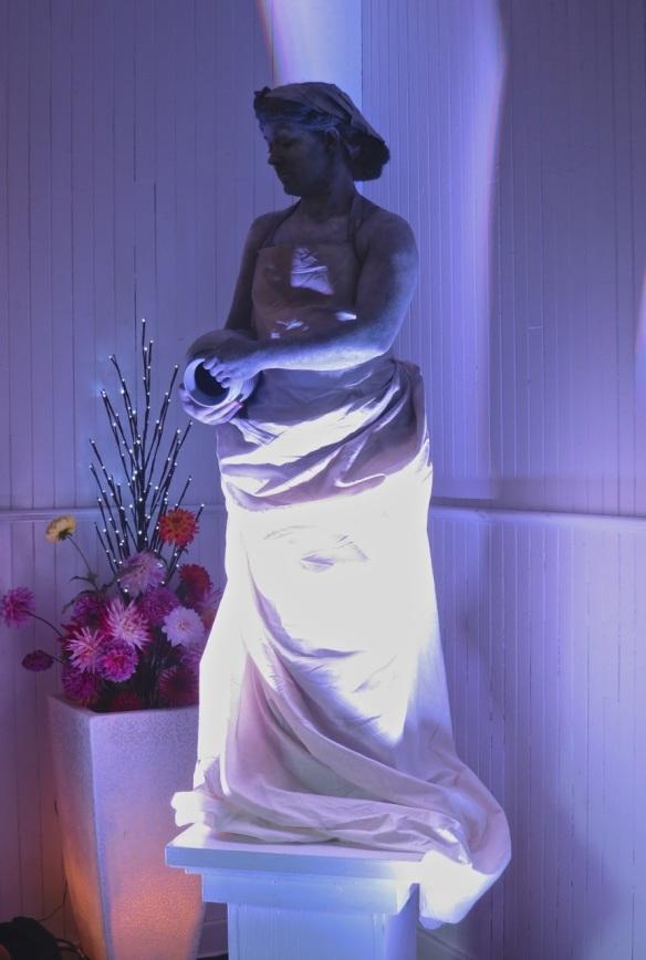 Egeria live at the Halifax Public Gardens