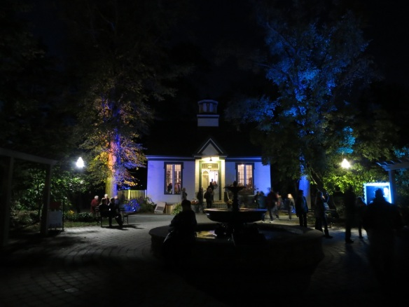 Horticultural Hall on Nocturne 2012