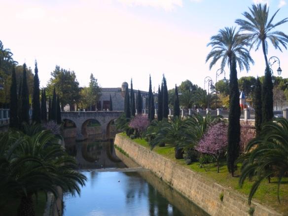 Torrente de Sa Riera in Palma de Mallorca