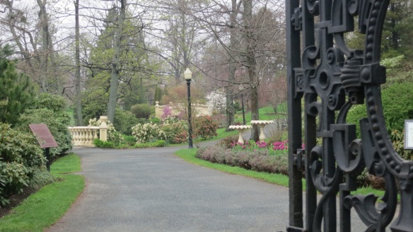 Welcome to the Halifax Public Gardens