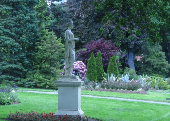 Ceres at the Halifax Public Gardens