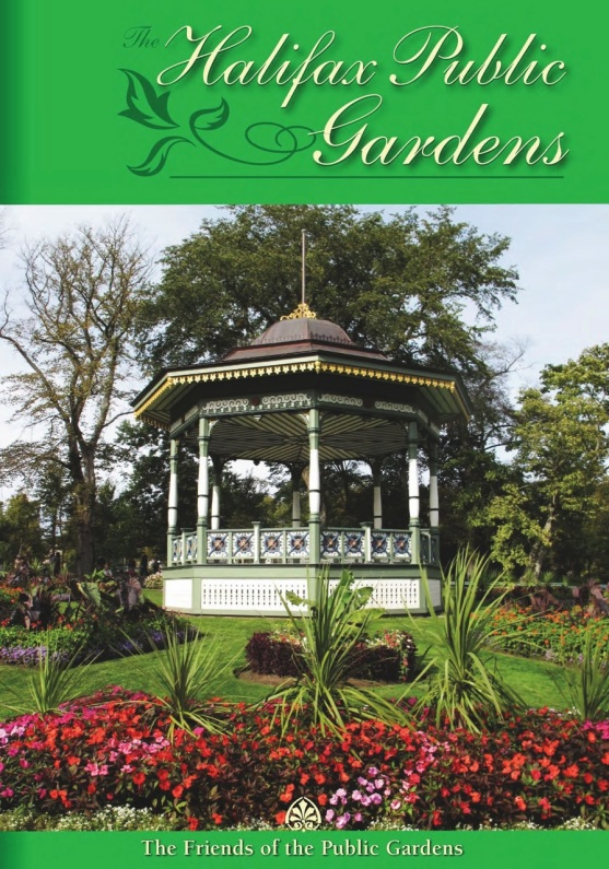 The Halifax Public Gardens Book