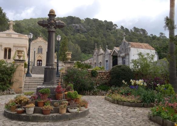 Cemiteri de Bunyola, Mallorca