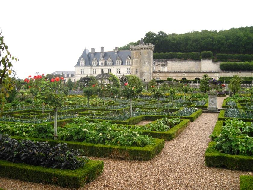 Château de Villandry, France