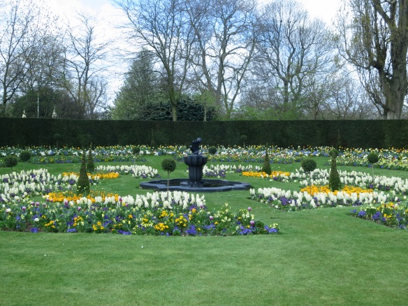 The Avenue Gardens at Regents park London