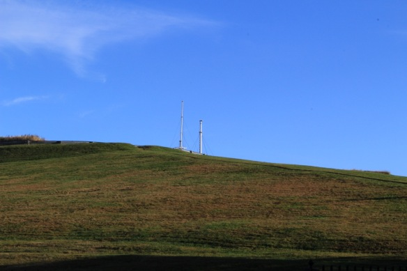 Citadel Hill in Halifax, NS.
