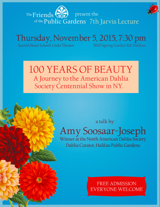 Jarvis Lecture Series- 100 Years of Beauty